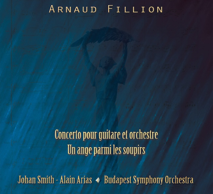 Concerto pour guitare by Arnaud Fillion