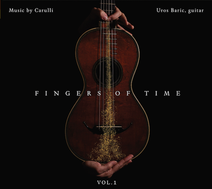 Fingers of TIme - Uros Baric