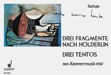 Drei Tentos from Kammermusik (1958) by Hans Werner Henze