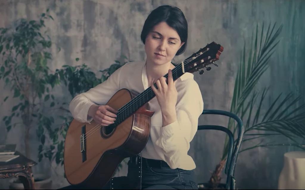 Valeria Galimova - Guitar