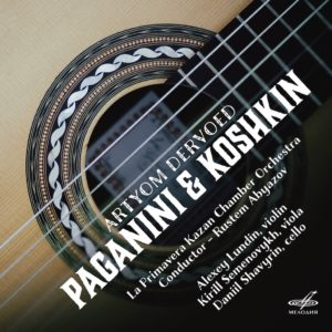 Artyom Dervoed - Paganini and Koshkin