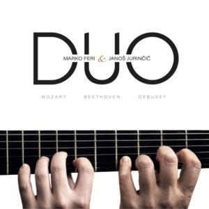 DUO – Mozart, Beethoven & Debussy by Marko Feri & Janoš Jurinčič