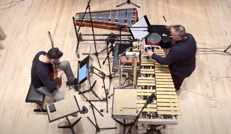Zane Forshee and Gene Koshinski Play Clockwork by Gene Koshinski