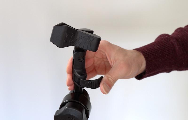 Hercules Hideaway Microphone Boom Stand