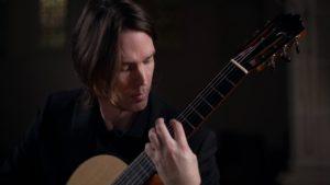 Michael Kolk Performs Sonata para Guitarra by José