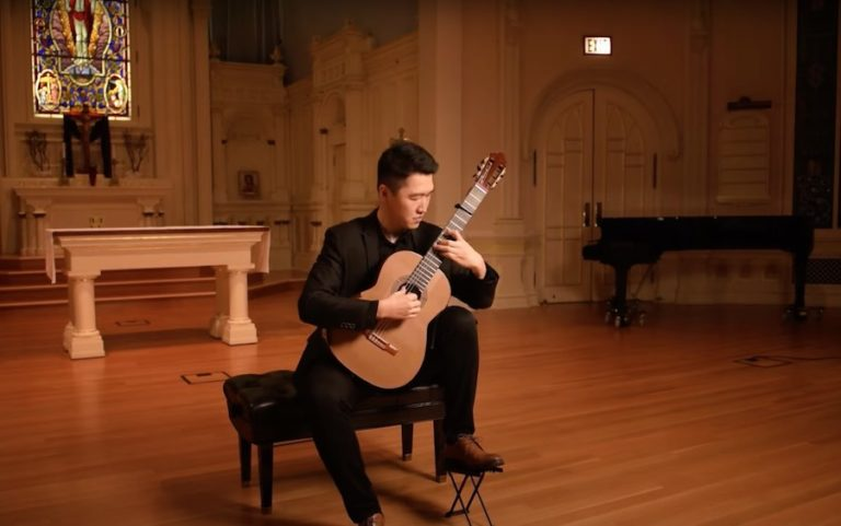 Tengyue Zhang - Guitar