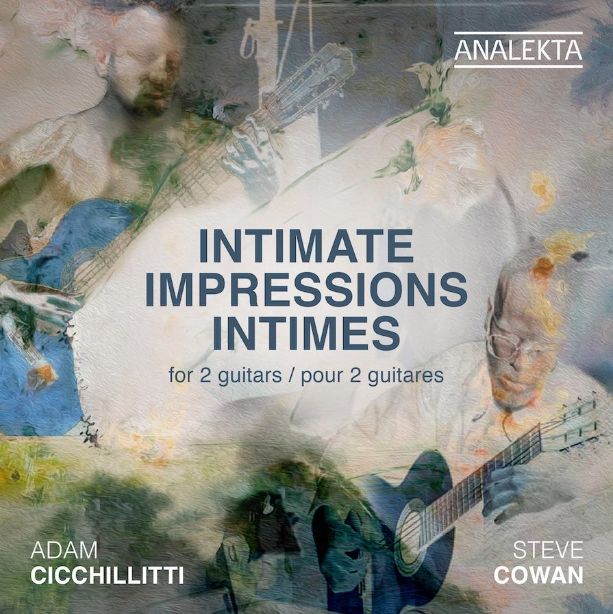 Intimate Impressions by Adam Cicchillitti & Steve Cowan