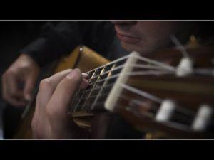 Daniel Schatz Plays Sonata K.22 by Scarlatti