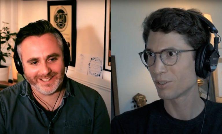 Matthew McAllister Interviews Thomas Viloteau