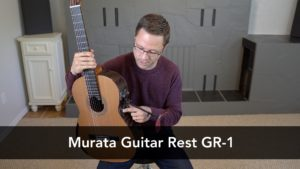 Murata Guitar Support