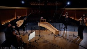 """Vivaldi Sonata """"La Follia"""" - Tafelmusik"""