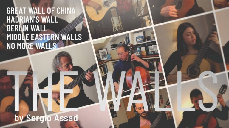 The Walls by Sergio Assad